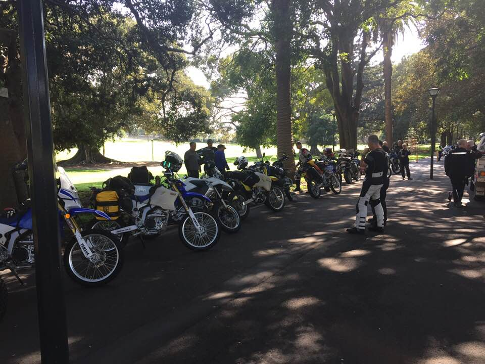 Wall to Wall Remembrance Ride