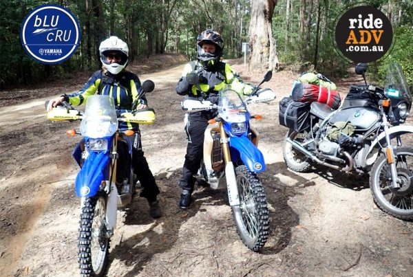 Australian Women's Adventure Ride Weekend 3-4 November 2018